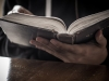 bible-reading-christian-stock-image